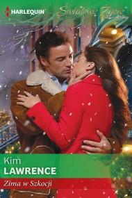 okładka Zima w Szkocji. Ebook   EPUB,MOBI   Kim Lawrence