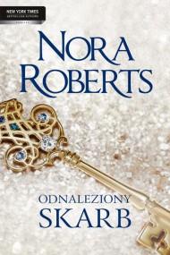 okładka Odnaleziony skarb. Ebook | EPUB,MOBI | Nora Roberts