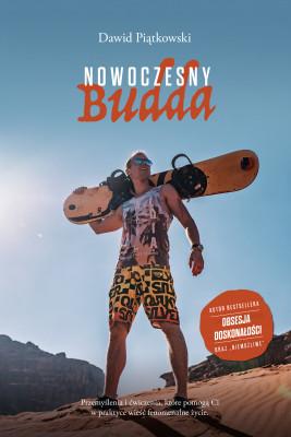 okładka Nowoczesny Budda, Ebook | Dawid Piątkowski
