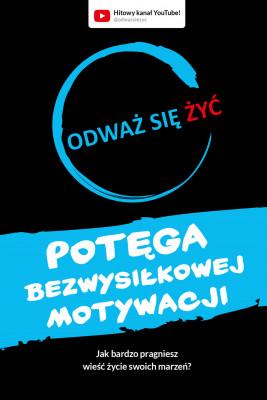 okładka Odważ się żyć, Ebook   Dawid Piątkowski
