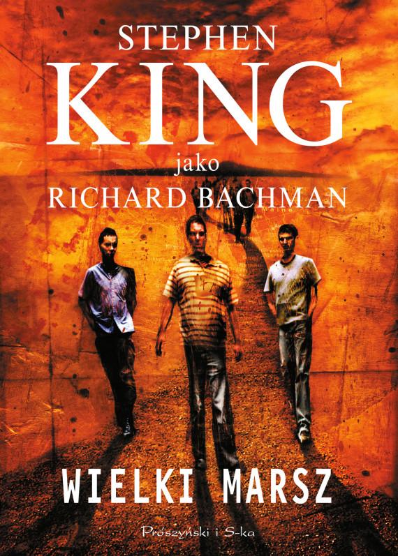 okładka Wielki marszebook | EPUB, MOBI | Stephen King, Paweł Korombel