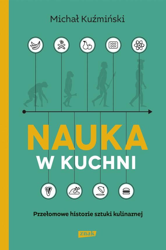 okładka Nauka w kuchniebook | EPUB, MOBI | Michał Kuźmiński
