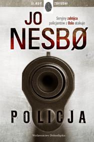 okładka Policja, Ebook | Jo Nesbo, Mariusz Banachowicz