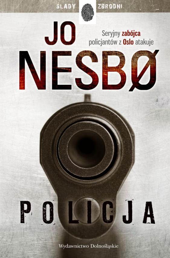 okładka Policjaebook | EPUB, MOBI | Jo Nesbo, Mariusz Banachowicz