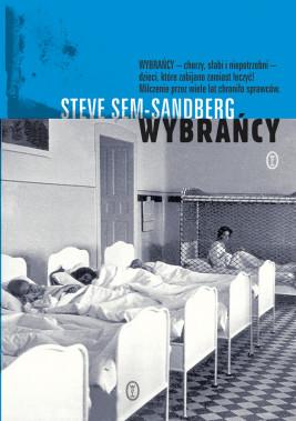 okładka Wybrańcy, Ebook   Steve Sem-Sandberg, Paulina Rosińska