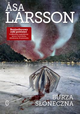 okładka Burza słoneczna, Ebook | Asa Larsson