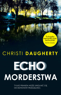 okładka Echo morderstwa, Ebook | Christie Daugherty