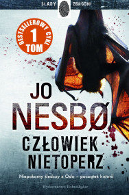 okładka Człowiek nietoperz, Ebook | Jo Nesbo, Mariusz Banachowicz