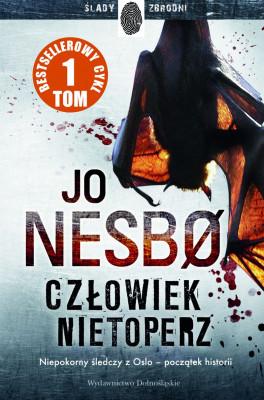 okładka Człowiek nietoperz. Harry Hole (#1), Ebook | Jo Nesbø