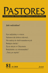 okładka Pastores 81 (4) 2018, Ebook | Zespół Redakcyjny