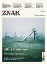 okładka ZNAK Miesięcznik nr 692 (1/2013). Ebook | EPUB,MOBI | autor zbiorowy