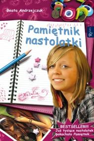 okładka Pamiętnik nastolatki. Ebook | EPUB,MOBI | Beata Andrzejczuk