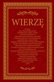 okładka Wierzę. Komentarz do Credo. Wydanie specjalne w Roku Wiary.. Ebook | EPUB,MOBI | autor zbiorowy