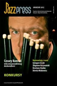 okładka JazzPRESS - grudzień 2012. Ebook | EPUB,MOBI | autor zbiorowy