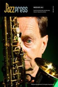 okładka JazzPRESS - wrzesień 2012. Ebook | EPUB,MOBI | autor zbiorowy