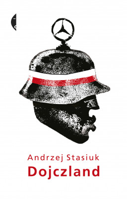 okładka Dojczland, Ebook | Andrzej Stasiuk
