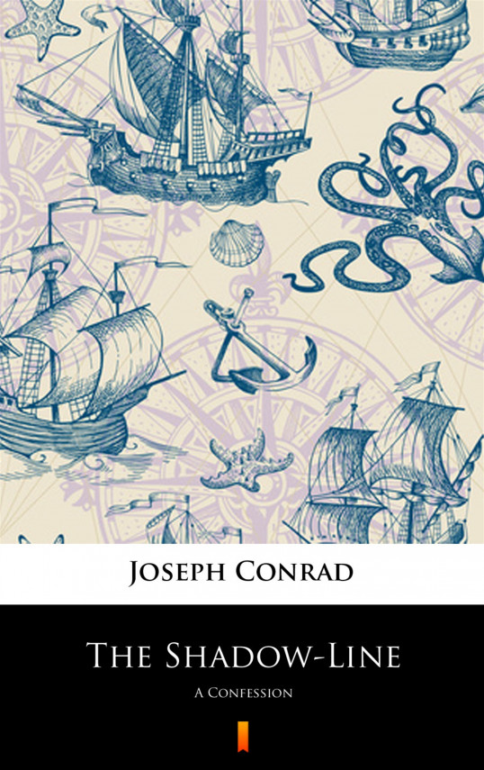 okładka The Shadow-Line. A Confessionebook | EPUB, MOBI | Joseph Conrad