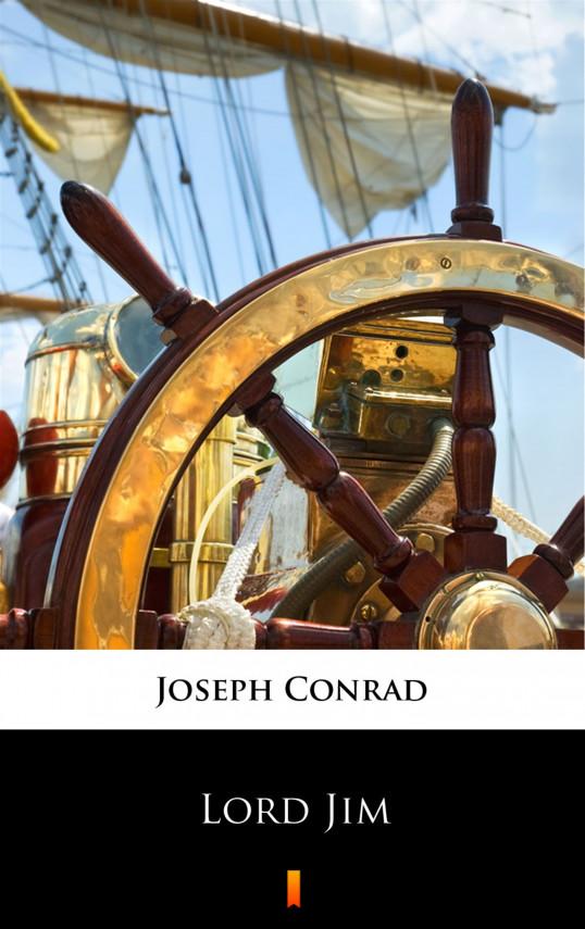 okładka Lord Jimebook | EPUB, MOBI | Joseph Conrad