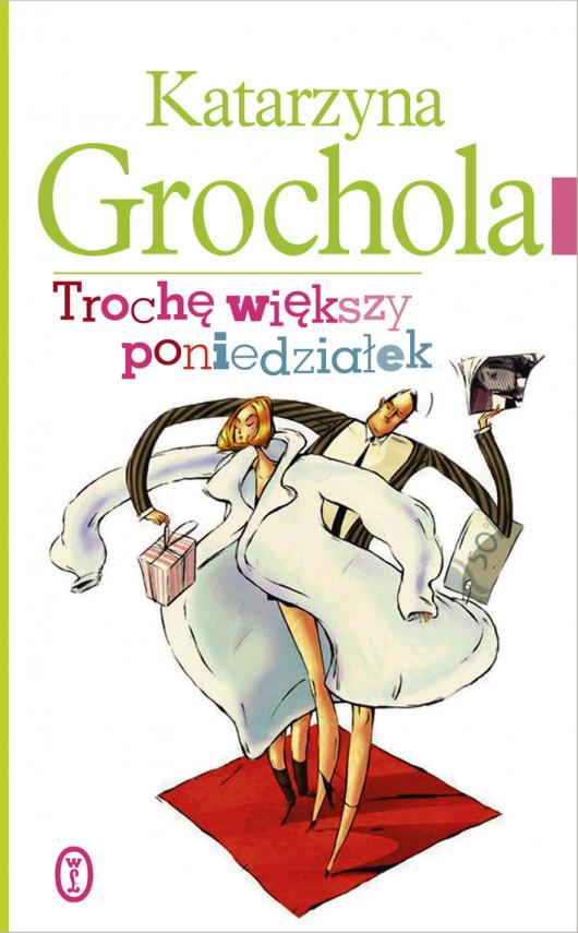 okładka Trochę większy poniedziałekebook | EPUB, MOBI | Katarzyna Grochola
