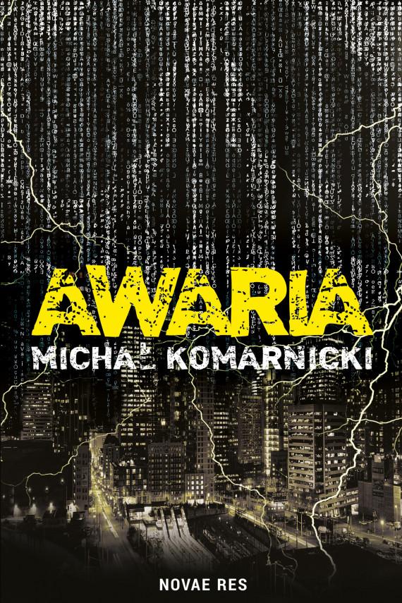 okładka Awariaebook | EPUB, MOBI | Michał Komarnicki