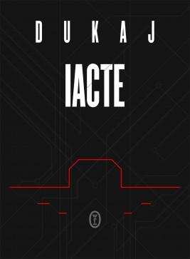 okładka IACTE, Ebook | Jacek Dukaj