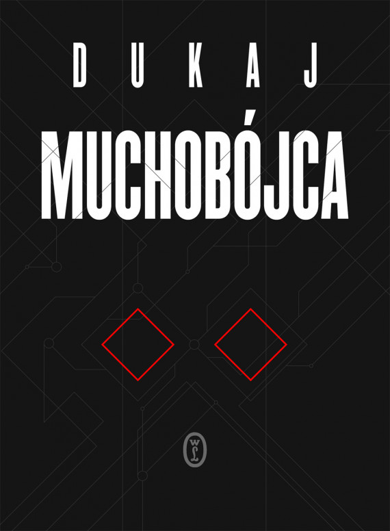okładka Muchobójcaebook   EPUB, MOBI   Jacek Dukaj