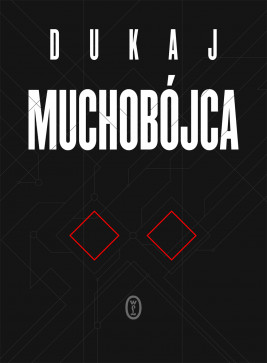 okładka Muchobójca, Ebook   Jacek Dukaj