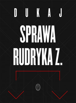 okładka Sprawa Rudryka Z., Ebook | Jacek Dukaj