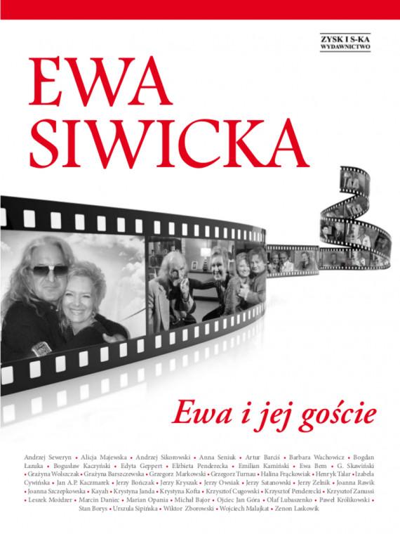 okładka Ewa i jej gościeebook   EPUB, MOBI   Ewa Siwicka