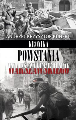 okładka Kronika Powstania Warszawskiego, Ebook | Andrzej Krzysztof Kunert