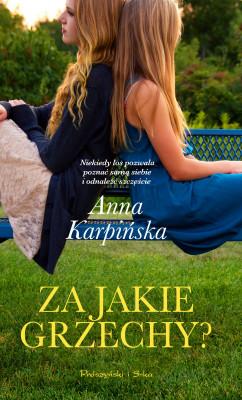 okładka Za jakie grzechy ?, Ebook | Anna Karpińska