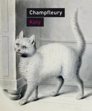 okładka Koty. Historia, zwyczaje, obserwacje, anegdoty, Ebook   Champfleury Jules, Krystyna Belaid
