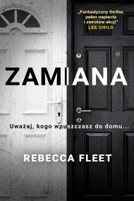 okładka Zamiana, Ebook | Aga  Zano, Rebecca Fleet