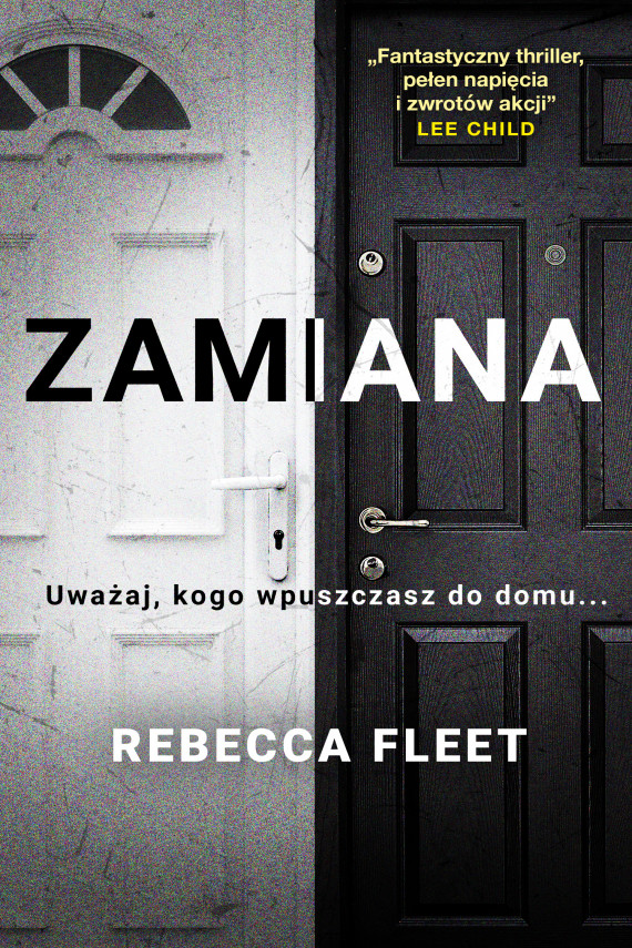 okładka Zamiana. Ebook | EPUB, MOBI | Aga  Zano, Rebecca Fleet