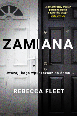 okładka Zamiana, Ebook | Rebecca Fleet