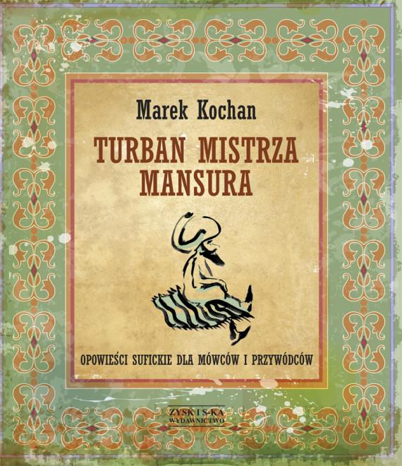 okładka Turban mistrza Mansuraebook | EPUB, MOBI | Marek Kochan