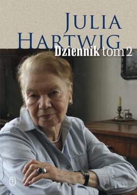okładka Dziennik tom 2, Ebook   Julia Hartwig