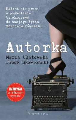 okładka Autorka, Ebook | Maria Ulatowska, Jacek Skowroński