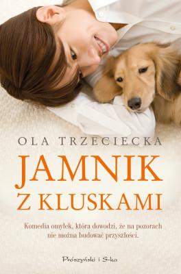 okładka Jamnik z Kluskami, Ebook | Ola Trzeciecka