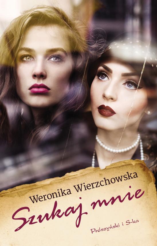 okładka Szukaj mnieebook | EPUB, MOBI | Weronika Wierzchowska