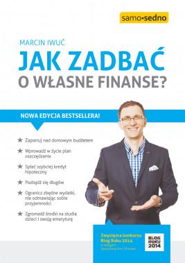 okładka Jak zadbać o własne finanse?, Ebook | Marcin Iwuć