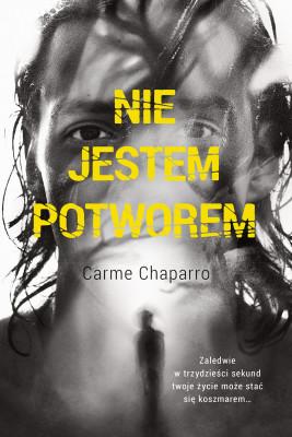 okładka Nie jestem potworem, Ebook   Carme  Chaparro