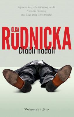 okładka Diabli nadali, Ebook   Olga Rudnicka