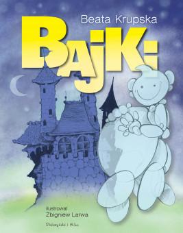 okładka Bajki, Ebook | Beata Krupska