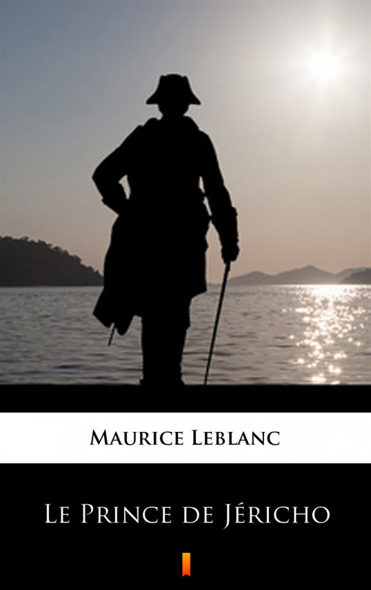 okładka Le Prince de Jérichoebook   EPUB, MOBI   Maurice Leblanc