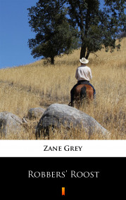 okładka Robbers' Roost, Ebook | Zane Grey