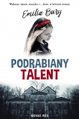 okładka Podrabiany talent, Ebook | Emilia Bury
