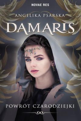 okładka Damaris, Ebook | Angelika Psarska