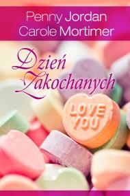 okładka Dzień Zakochanych. Ebook | EPUB,MOBI | Carole Mortimer, Penny Jordan