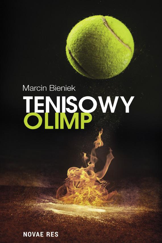 okładka Tenisowy Olimpebook | EPUB, MOBI | Marcin Bieniek